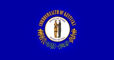 http://www.statesymbolsusa.org/Kentucky/KentuckyFLAG.html