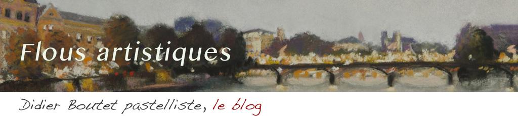 Didier Boutet - Pastelliste