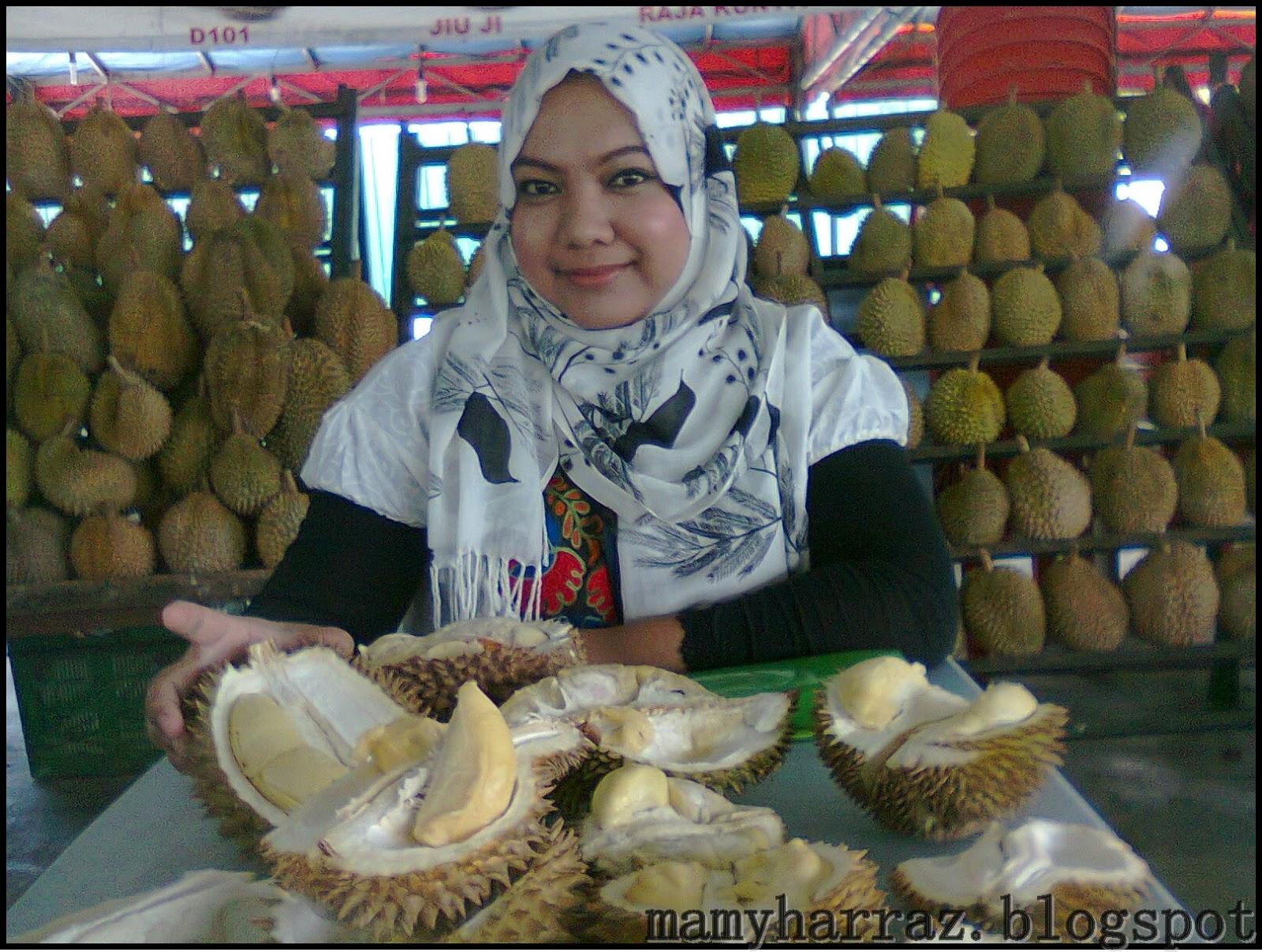 Mamyharraz Blog Durian Buffet Ss2