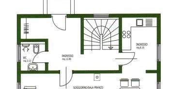 Infocasa calcolo della superficie commerciale di un immobile for Calcolo superficie