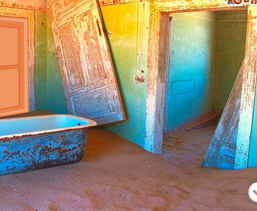 Escape From Kolmonskop At…
