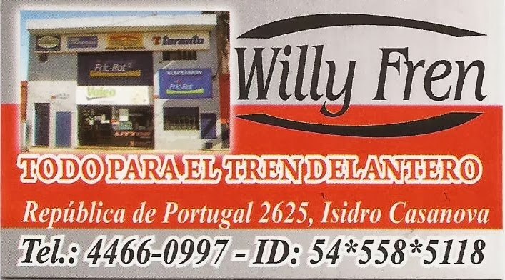 **** WiLLY FREN ****