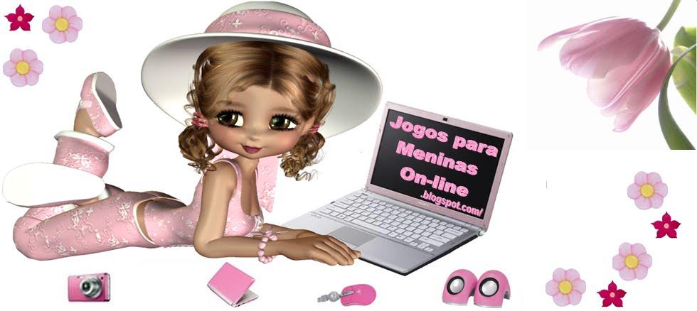 Jogos para meninas on-line