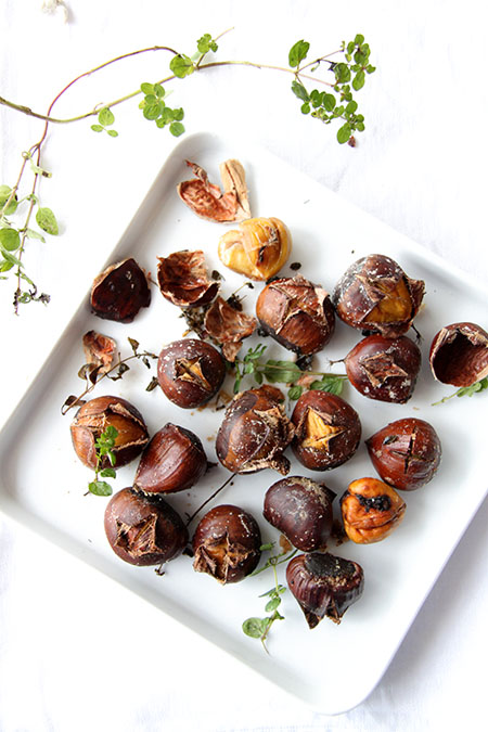 ... roman s buttery roasted roasted chestnuts aren t just dan roman s