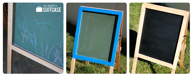 refreshed chalkboard
