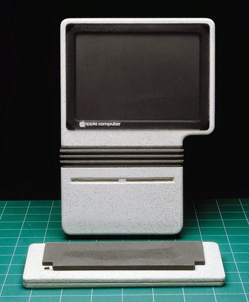 フロッグのハルトムート・エスリンガーがデザインした80年代当時のアップルの未来デザインコンセプト