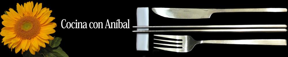 Cocina con Aníbal