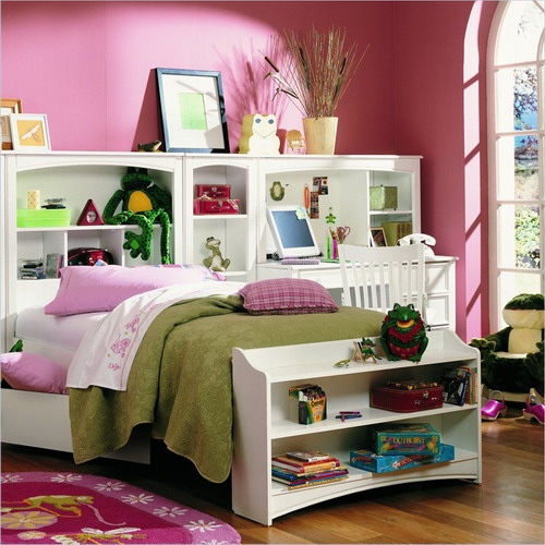 Basic Important Points You Should to Know about Bookshelf Beds - Home