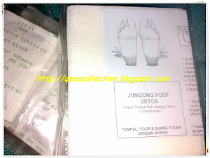 JUNGONG WHITE FOOT DETOX
