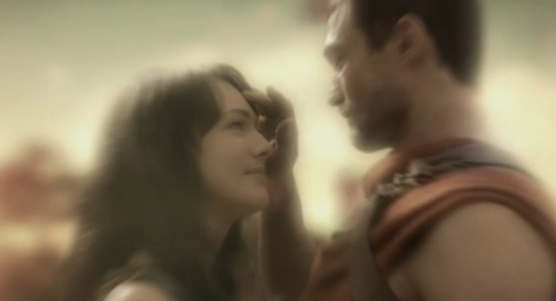 Spartacus e Valina/Sura