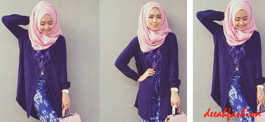 Jilbab Remaja Modern Terbaru Jilbab Remaja Masa Kini
