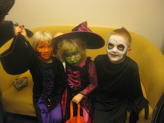 bezpieczne farby halloween