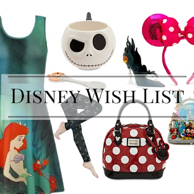 Disney Wish List