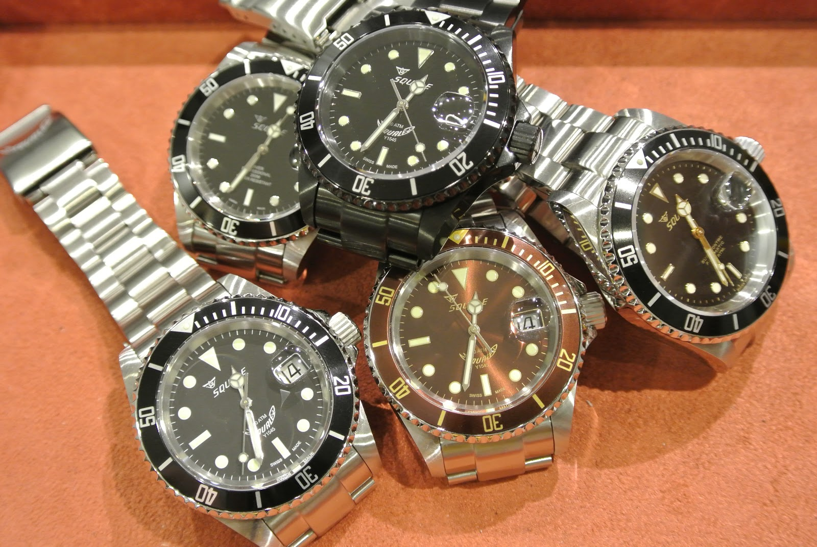 the rogue review a family reviewed the squale 20 atmos 1545