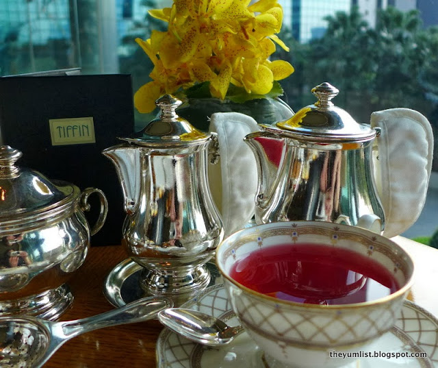Afternoon Tea, Tiffin, Grand Hyatt Hong Kong
