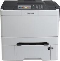 Lexmark CS510DE Driver Download