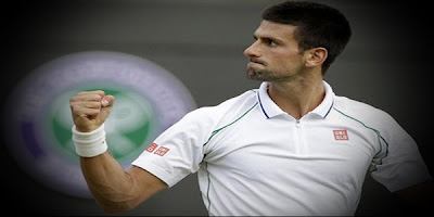 Defending champion Novak Djokovic Wimbledon (1), in the quarter-finals of the tournament, beating the current German Florian Mayer (31) by a score of 6: 4, 6: 1, 6: 4, spoke about the match