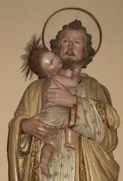 San Giuseppe con Bambino- Chiaravalle Centrale, Chiesa Matrice