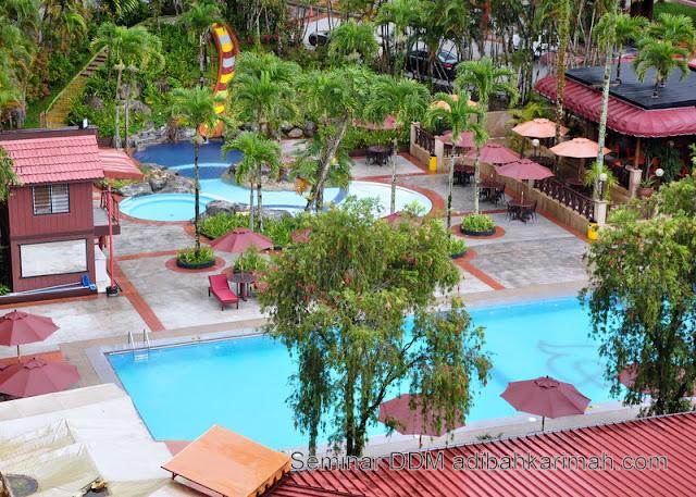 testimoni ddm adibah dlm seminar ddm di hotel awana genting highlands dalam bisnes premium beautiful drp hai-o