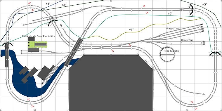 Z track plan