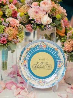 Castle Manor Bicycle Themed Wedding Ideas