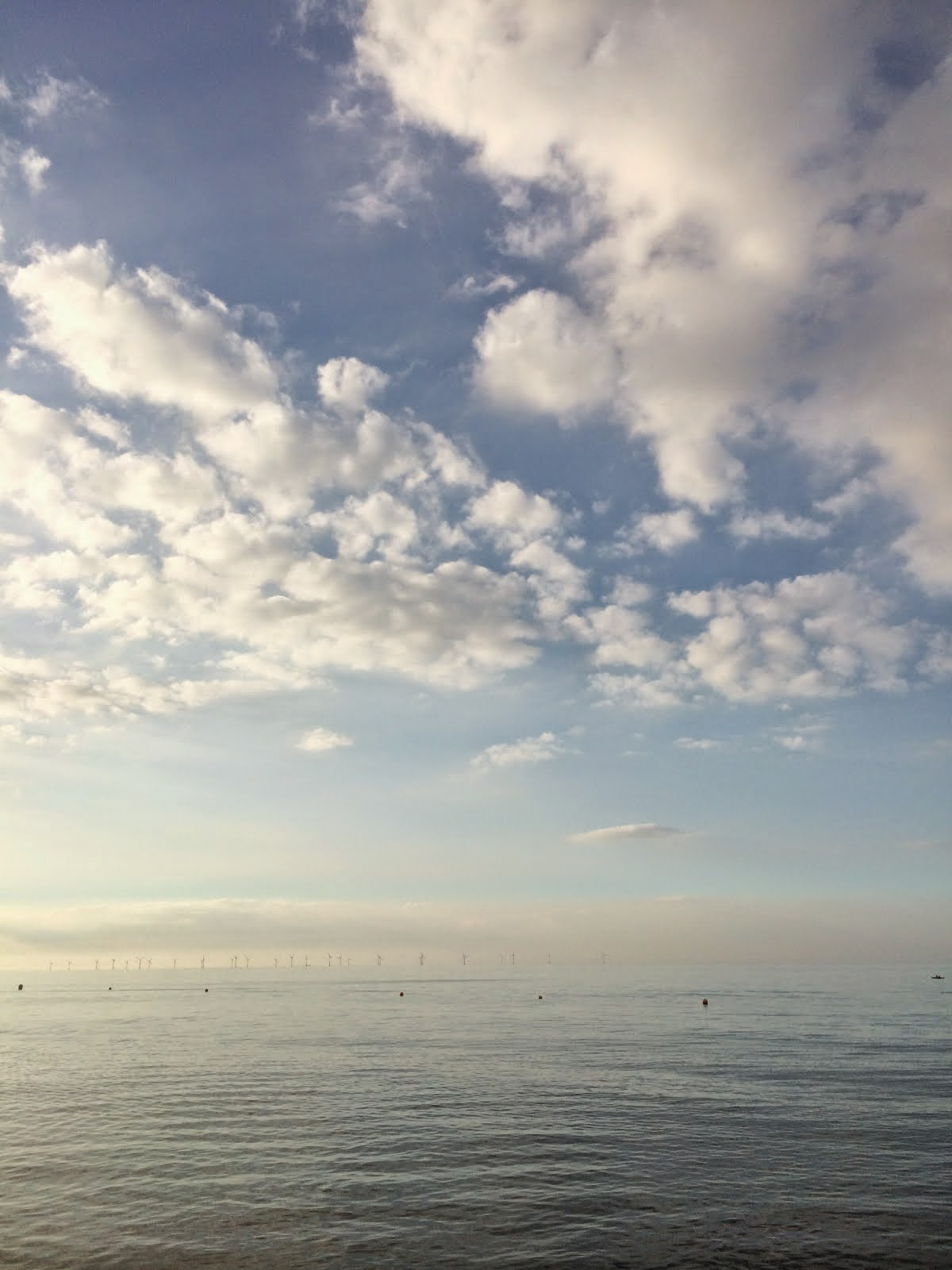 Evening in Herne Bay