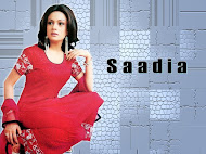 Hollywood Actress Sadia Imam HD Wallpaper