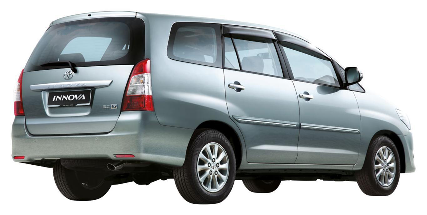 Hire Toyota Innova in Bangalore, Car Hire Toyota Innova in ...