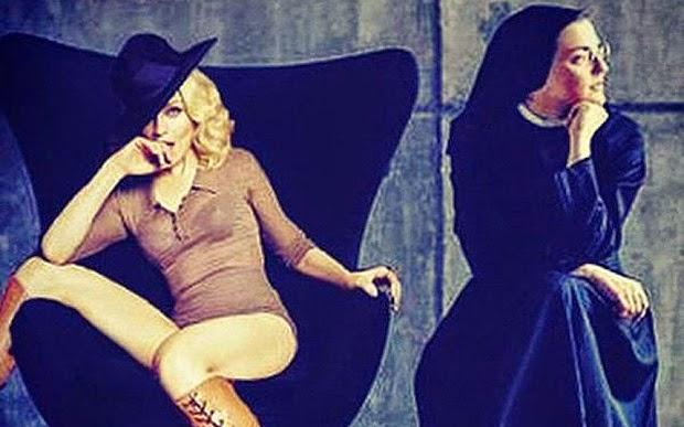 Madonna Nun Instagram