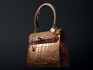 tas emas berlian