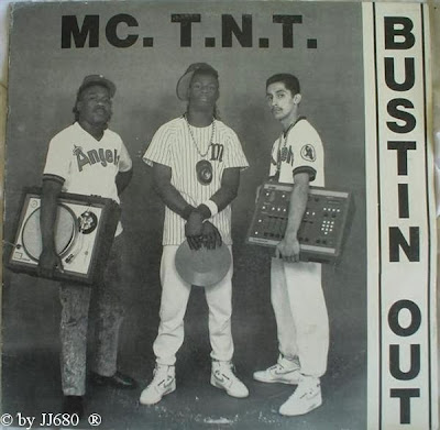 MC. T.N.T. – Bustin Out (1988) (12'') (320 kb/s)