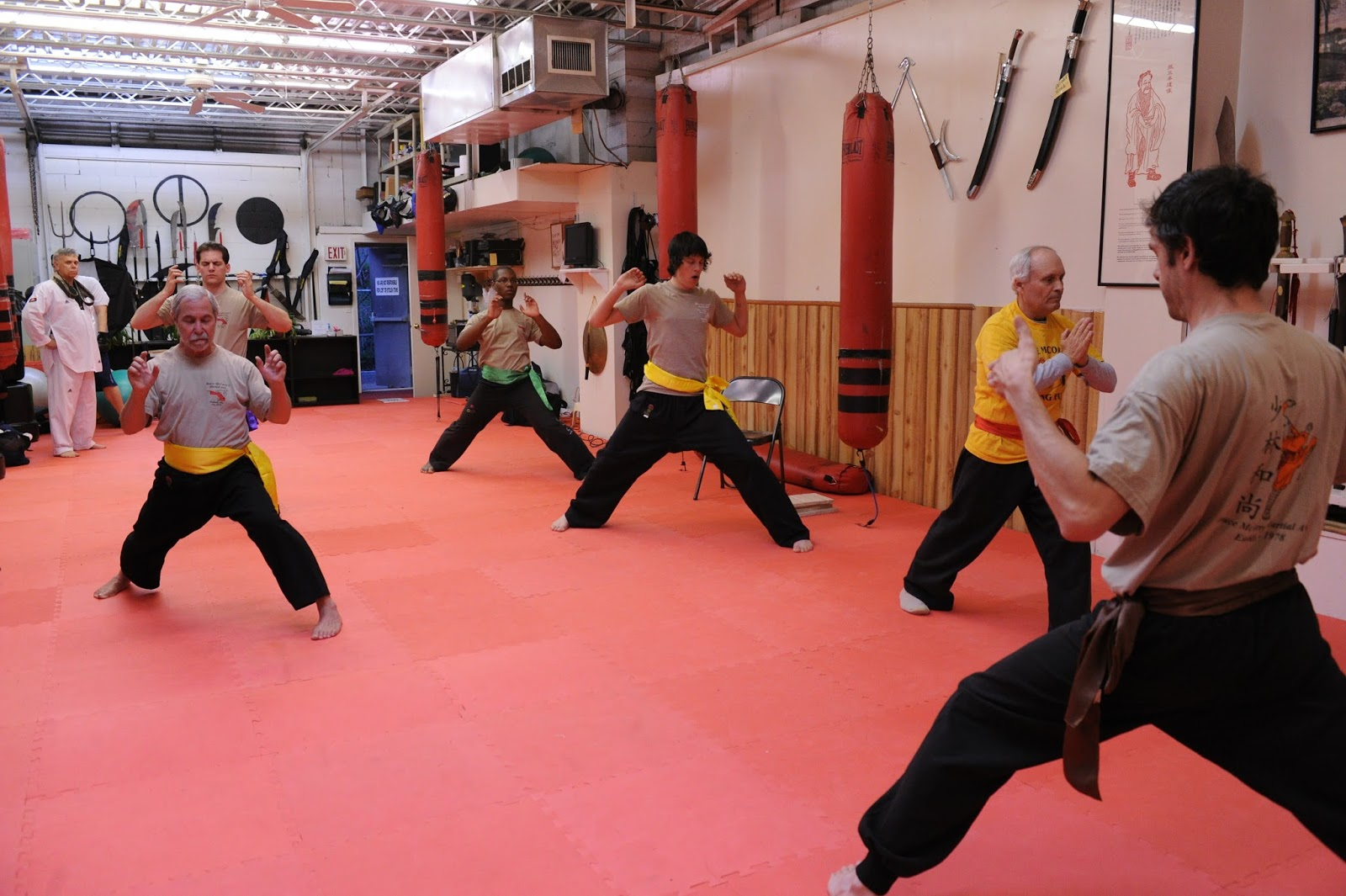 Am I too old to start learning martial arts? - Quora