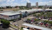 Cariri Shopping em sua antiga configuração.