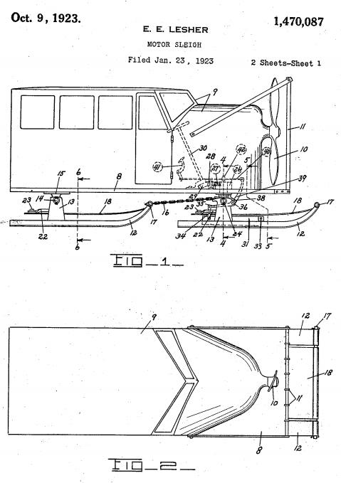 U.S. Patent 1,470,087