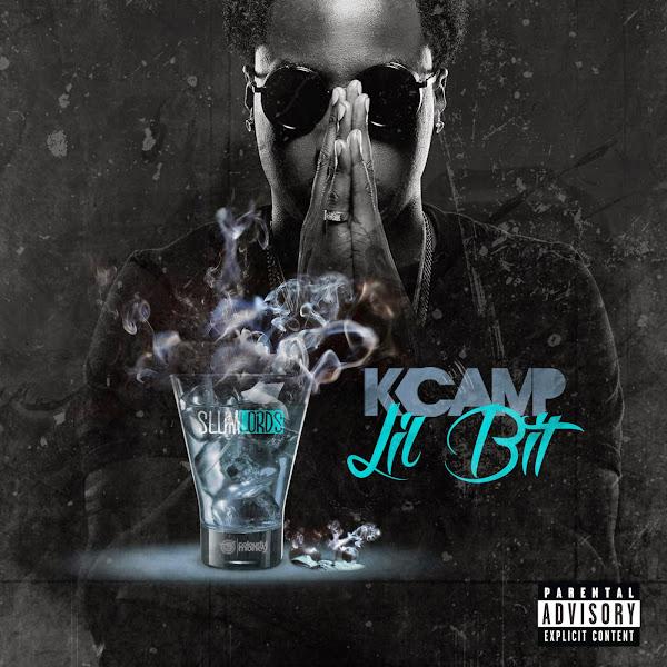 K CAMP - Lil Bit - Single Cover