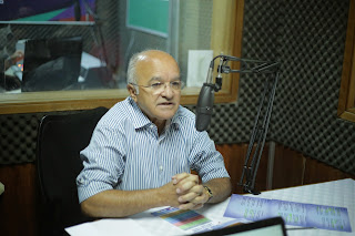 José Melo apresenta propostas para mobilidade urbana e desenvolvimento econômico na Rádio A Crítica
