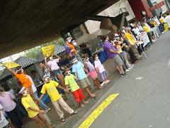"""Manifestação Popular """"Por um Brasil Livre de Usinas Nucleares"""""""