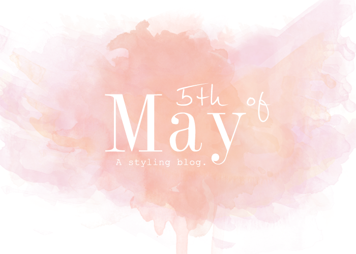 5TH OF MAY