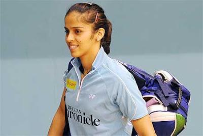 Saina Nehwal Badminton...
