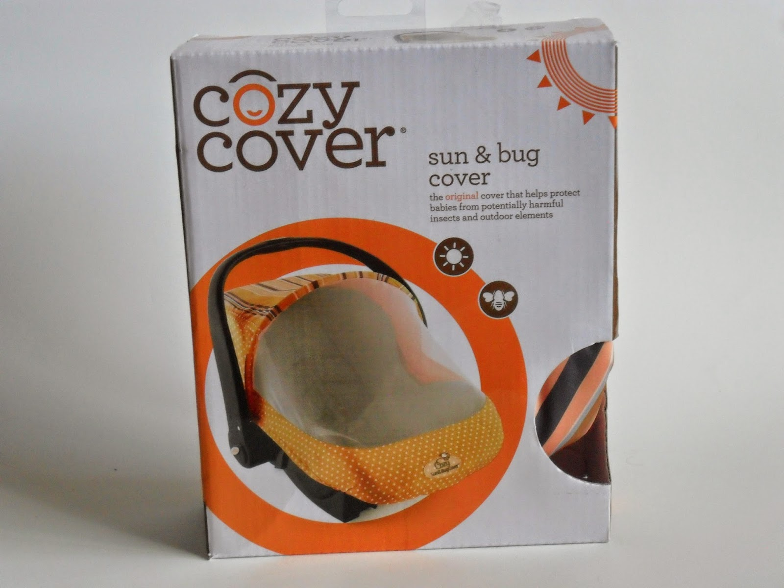 Shades up with Sun & Bug Cover. Cozy Cover Review & Giveaway. (Blu me away or Pink of me Event)