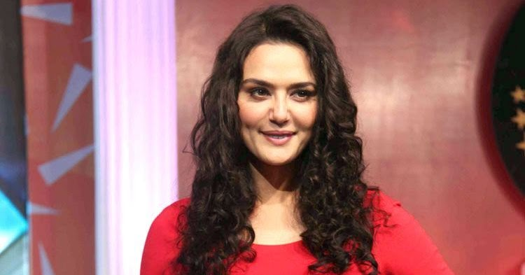 Preity Zinta Boob 21