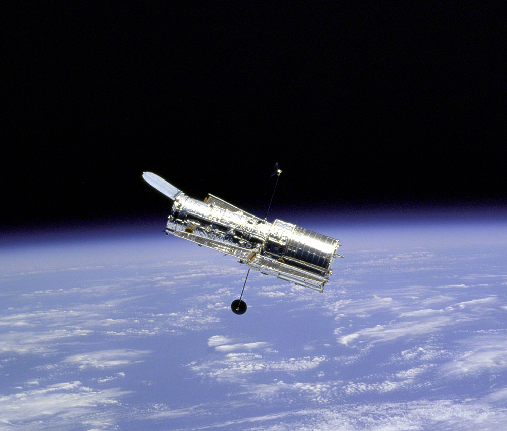 25 лет космическому телескопу Хаббл
