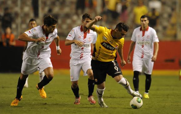 Barcelona Ecuador vs Espana el Barcelona de Ecuador Perdió