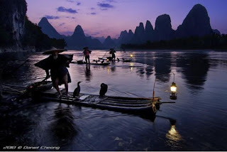 Chinese Fishing snaps