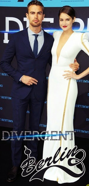 Premiera Divergent in Berlin