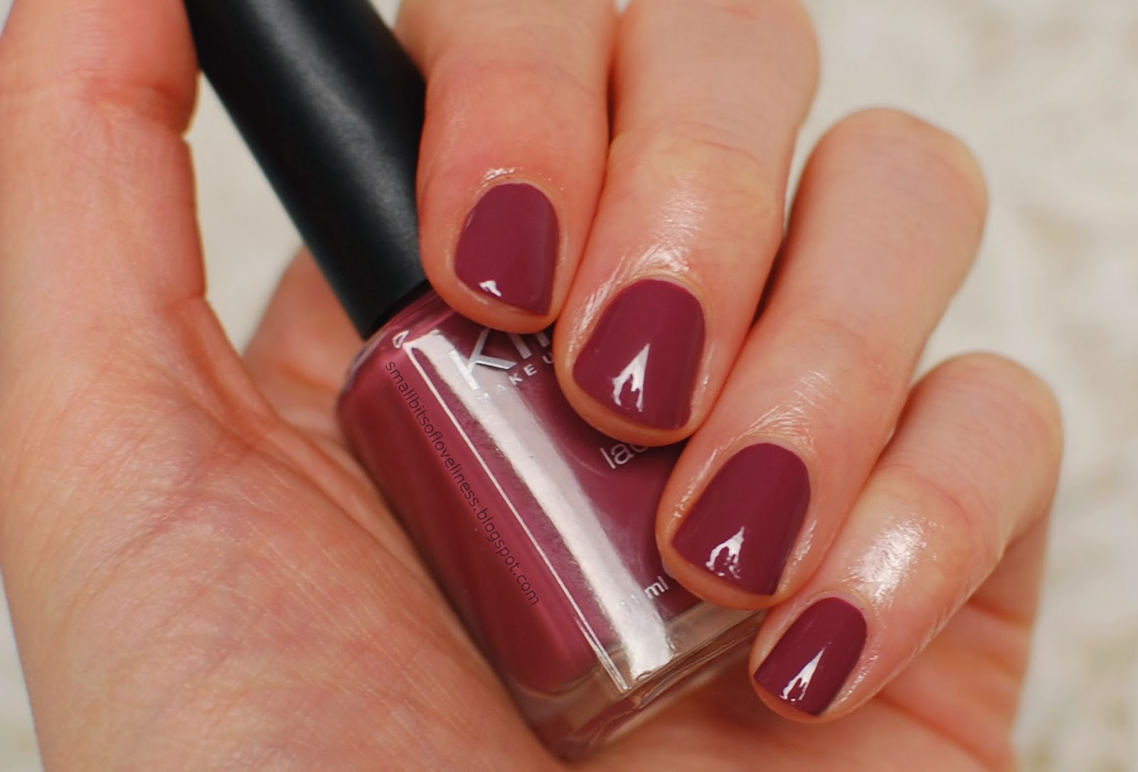 Kiko 317, Dark Antique Pink