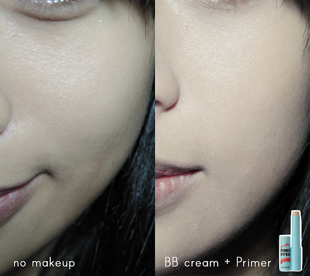 Etude House Goodbye Pore Ever Pore Primer Stick Review