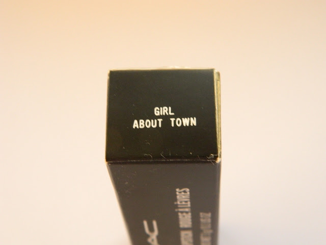MAC Girl about town review