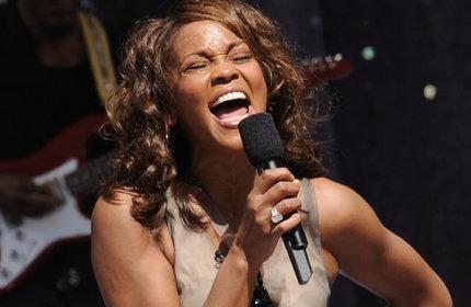 Dead Whitney Houston