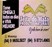 Jeito do Mato Produtos Naturais